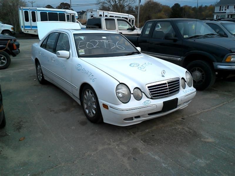2001 mercedes benz e320 front body fender left 210 type for Mercedes benz 2001 e320 parts