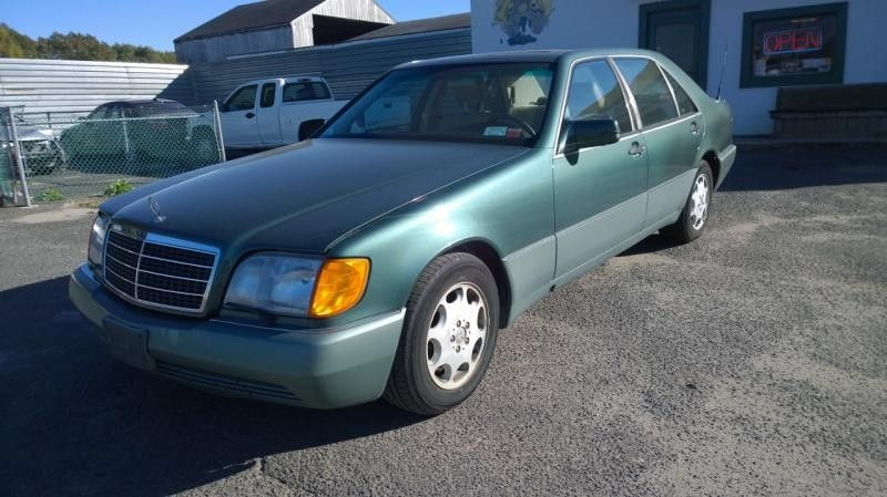 Used 1993 mercedes benz mercedes sclass suspension for Mercedes benz of medford parts