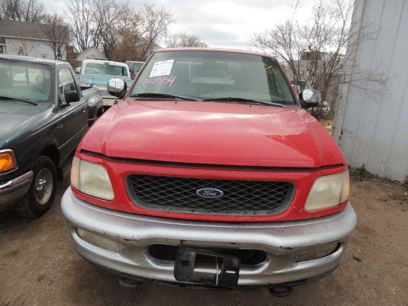 1997 ford truck ford f150 pickup engine accessories starter motor 8 280  4 6l   id f7uu 11000 aa |  604 TAG 09134