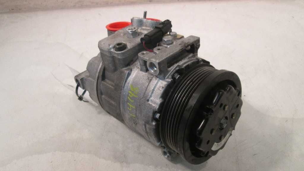 2000 mercedes benz s500 cooling and heating ac compressor for Mercedes benz ac compressor