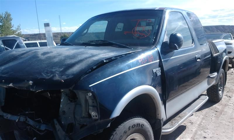 2003 ford truck ford f150 pickup transmission transmission transaxle a t  8 330 5 4l  4r70w std load  4x4 id 1l3p ja 400 AT,5.4L,12/00,DRIVES
