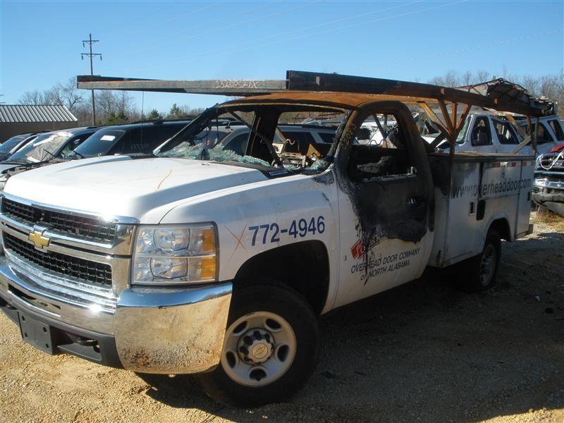 2008 Chevrolet Truck Silverado 3500 Pickup Front Body 100