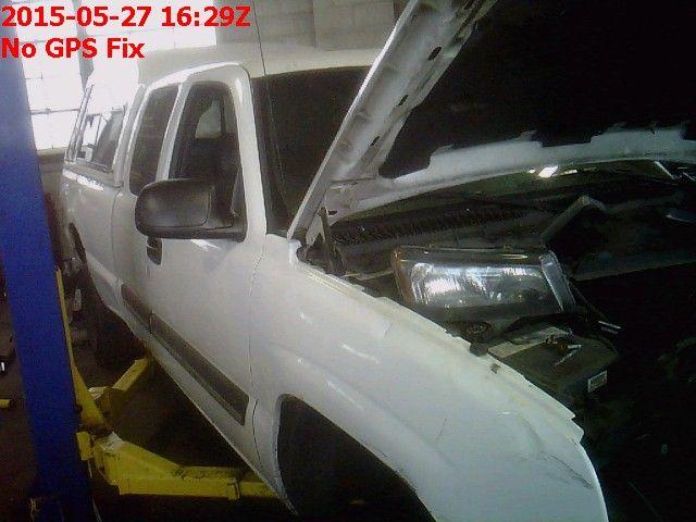 Used 2003 chevrolet truck silverado 1500 pickup engine oil for Who picks up used motor oil