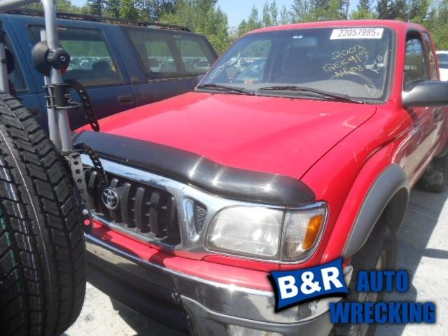 2002 toyota tacoma electrical chassis control module air bag  floor under ctr dash  591 2.7,5MT,AIRBAG,FLOOR UNDER CENTER