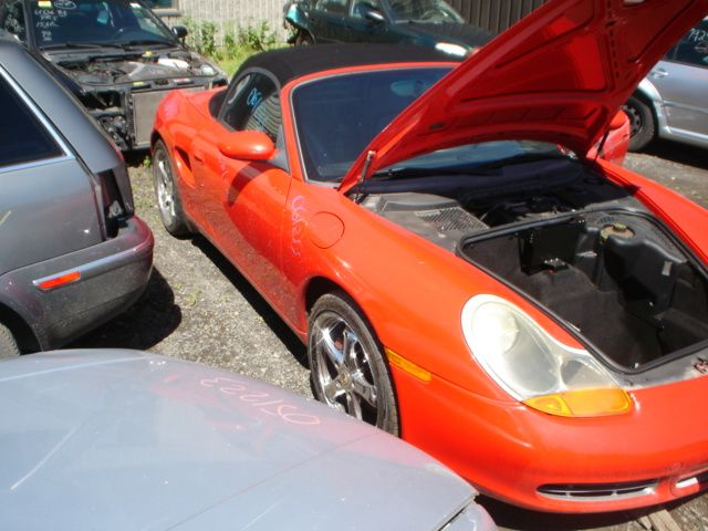 2002 porsche boxster suspension-steering suspension crossmember k frame rear  suspension   477 SUPS ARR