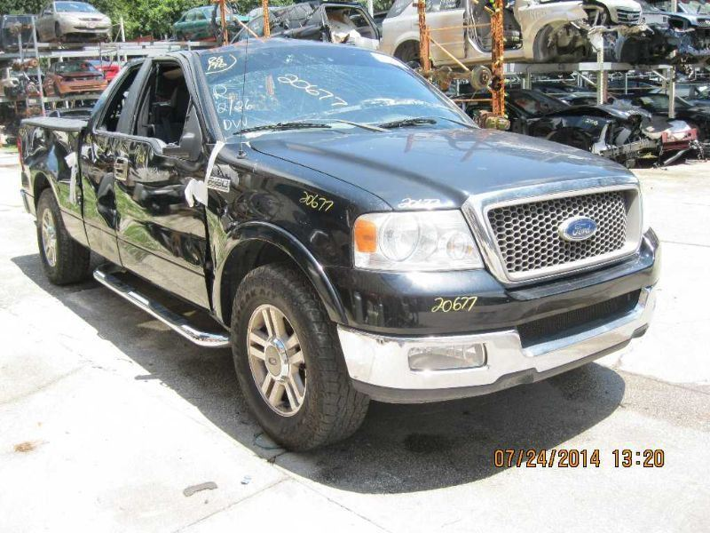 2004 ford truck f150 front-body f150 headlamp assembly |  114 WALKIN, STRESS CRACKS