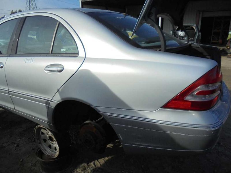 Used 2001 mercedes benz c240 electrical alternator 203 for Mercedes benz parts houston