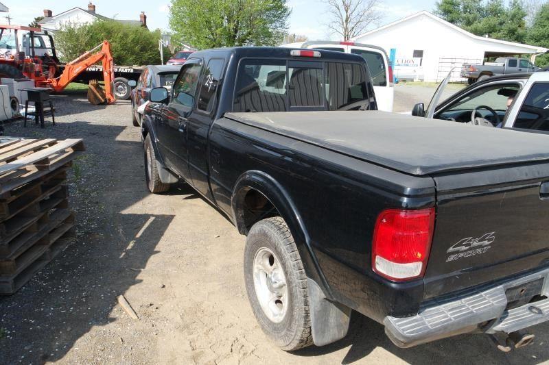 Used 2000 Ford Ranger Interior Dash Panel Dash Panel Part 287882