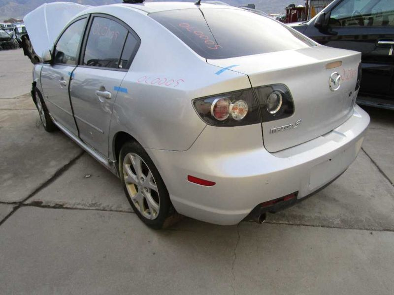 Used 2008 Mazda 3 Interior Interior Rear View Mirror