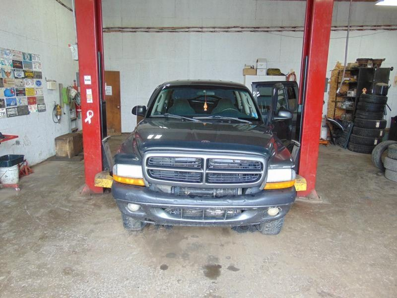 2002 Dodge Truck Dakota Interior Front Seat Belts Regular Cab Driver Buckle Part 210 02022