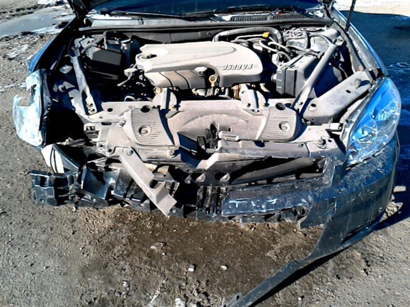 2006 chevrolet impala rear-body impala quarter panel assembly 160 000,RH,4DR,11/07