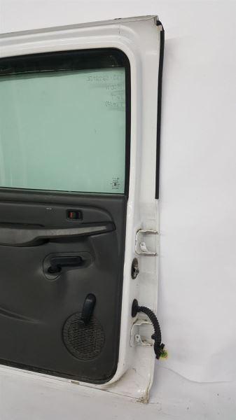 Door Assembly Rear Side