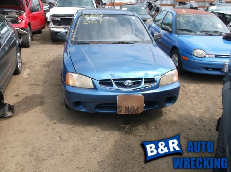 2000 hyundai accent engine accent engine assembly 300 1.5,MT,COMP 150-175