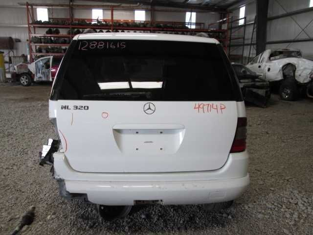 Used 2000 mercedes benz ml430 cooling and heating for 2000 mercedes benz ml430 parts