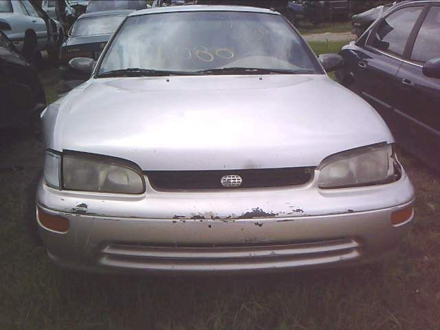 1996 General Motors Foreign Prizm Front Body 110 Fender