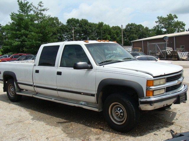 1996 Gmc 3500 Repair Rear Brakes