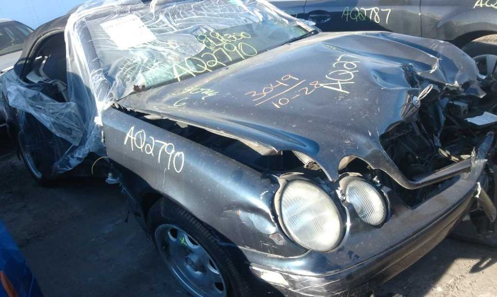 2000 mercedes benz clk430 center body roof assembly 208 for Mercedes benz parts brooklyn