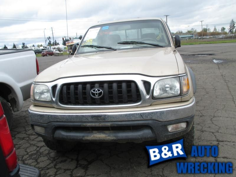 2002 toyota tacoma electrical chassis control module air bag   floor under ctr dash  591 3.4,4AT,AIRBAG
