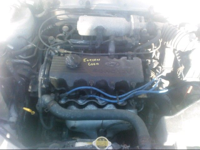 2000 hyundai accent engine accent engine assembly 300 1.5,150-155 COMP,30 OIL HOT,-R-