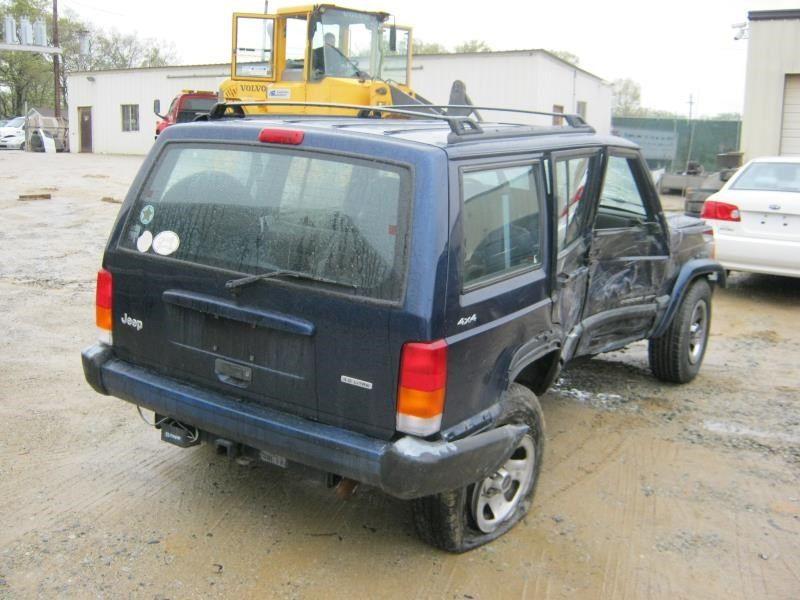Used 2000 Jeep Cherokee Rear Body Cherokee Decklid ...