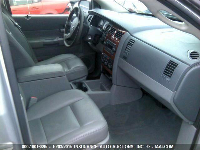 Used 2005 Dodge Truck Durango Interior Front Seat Belts Bucket Se
