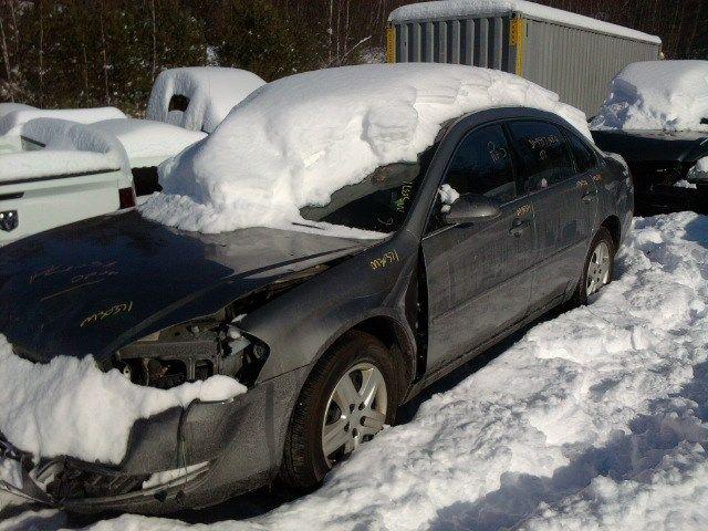 2006 chevrolet impala rear-body impala quarter panel assembly 160 RH, GRY 42U   160-00132R