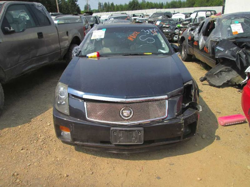 2003 cadillac cts suspension-steering cts spindle knuckle front 515 RH,2.8,RWD