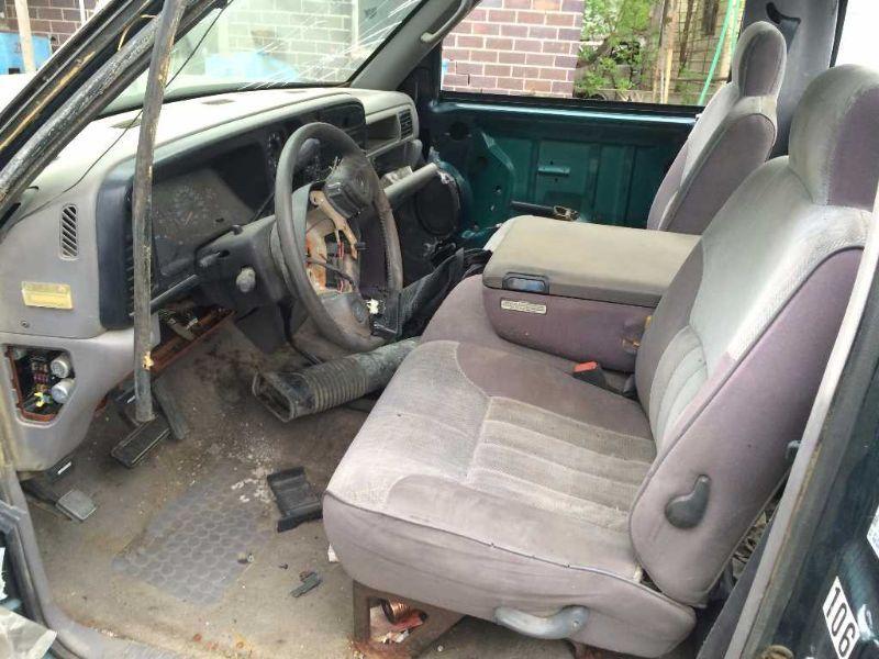 Used 1995 Dodge Truck Dodge 3500 Pickup Interior Dash Panel Dash