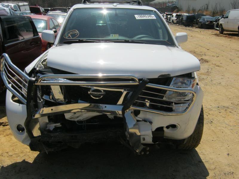 2012 Nissan Pathfinder Interior Seat Front Right Bucket
