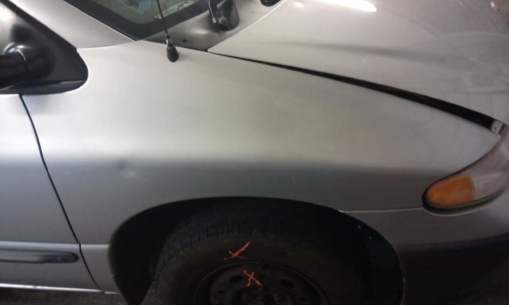 2000 Chrysler Town And Country Suspension Steering Leaf