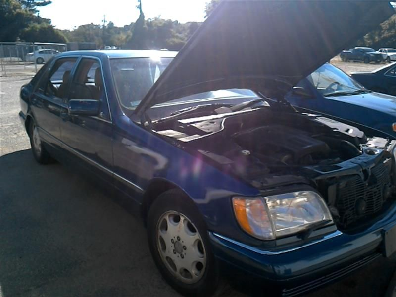 1998 mercedes-benz s500sel suspension-steering independent rear suspension assembly left 140 type  w o crossmember; s320 and s420 and s500 and s600 475 LH,S500,AOD