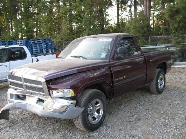 2000 Dodge Truck Dodge 1500 Pickup Interior Seat Front Right W O Air Bag Regular Cab Bench Split