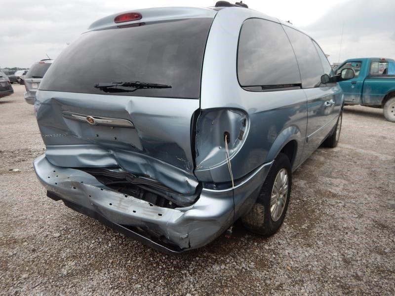 2006 Dodge Truck Caravan Front Body 620 Wiper Motor