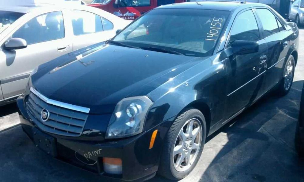 2003 cadillac cts suspension-steering cts spindle knuckle  front |  515