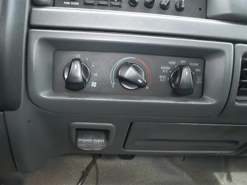 Used 1993 Ford Truck Ford F150 Pickup Interior Dash Panel Dash Pa