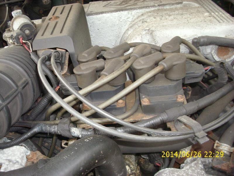 1997 Ford Truck Explorer Engine 318 Engine Oil Cooler 318