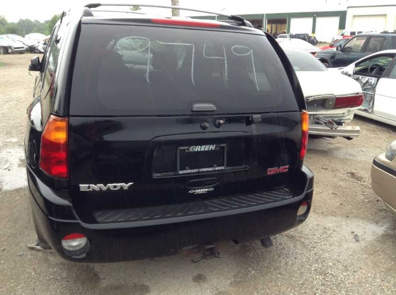 2002 chevrolet truck trailblazer electrical 591 chassis for Parkway motors inc springfield il