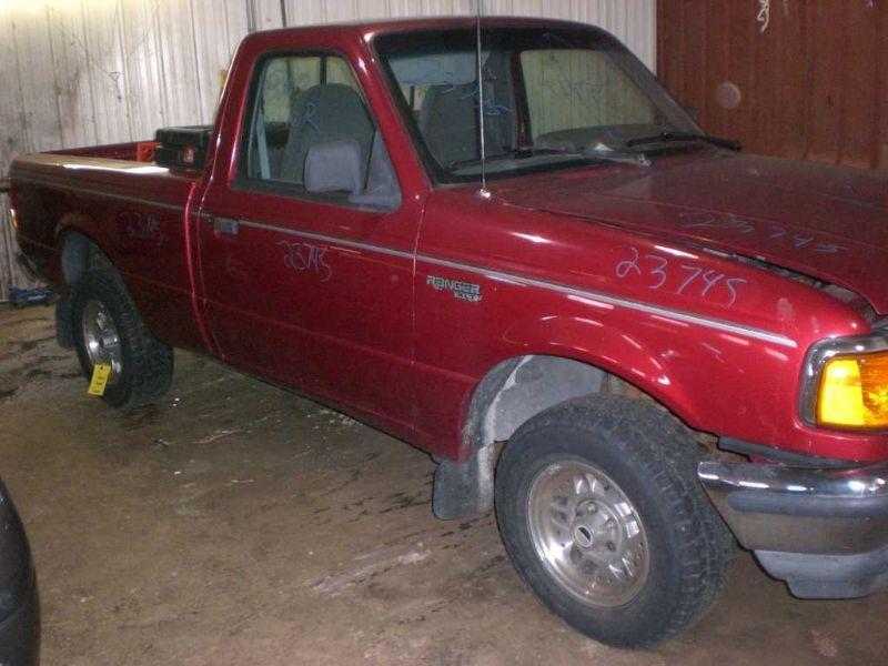 1990 ford truck bronco-ii suspension-steering bronco ii steering column |  238 GRY,5SP,NOKEY