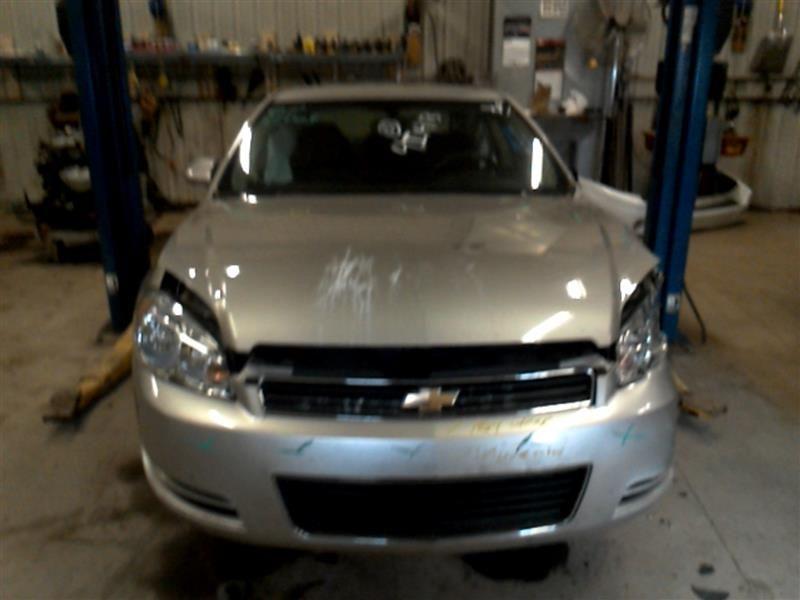 2006 chevrolet impala rear-body impala quarter panel assembly 160 000,RH,4DR,67U SLV,LT