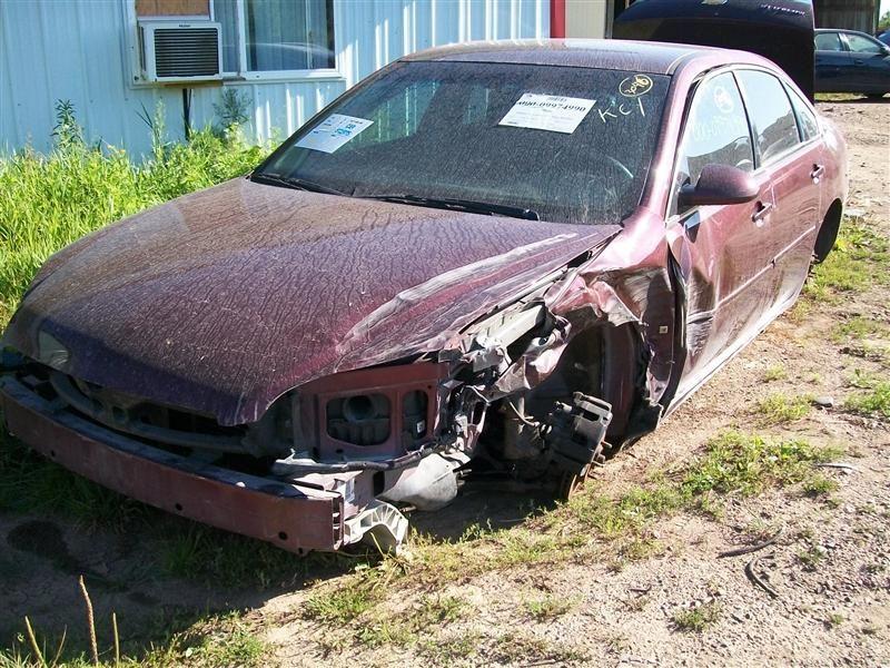 2006 chevrolet impala rear-body impala quarter panel assembly |  160 MAROON