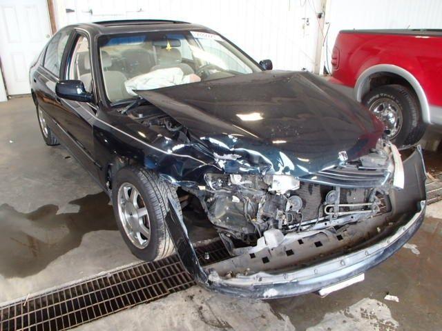 1995 Honda Accord Interior Dash Panel Ex Part 251 58478 Used Auto Parts Hollanderparts