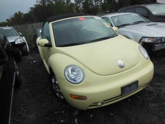 Used 2003 volkswagen beetle front body fender left front for Paradise motors elkton md