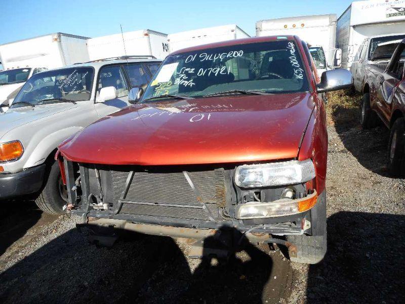 Used 2001 chevrolet truck silverado 1500 pickup wheels for Paradise motors elkton md