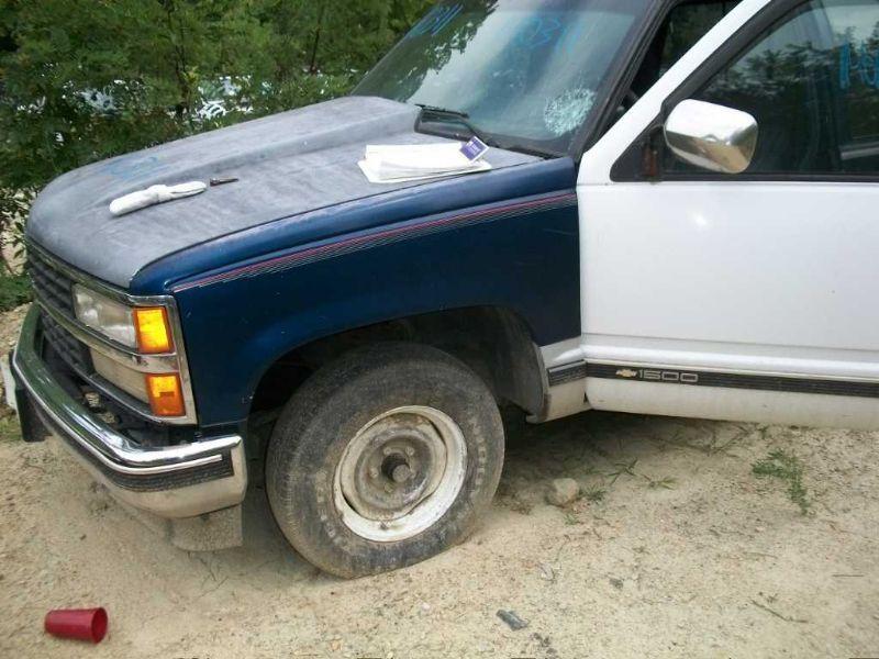 used 1994 chevrolet truck chevrolet 1500 pickup suspension steeri. Black Bedroom Furniture Sets. Home Design Ideas