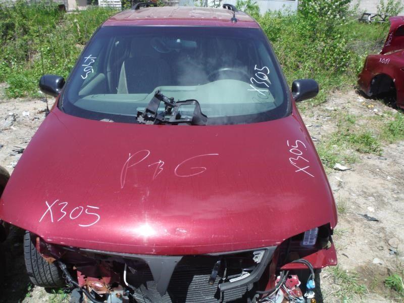 2005 pontiac montana doors montana door assembly  front 120 OK RED