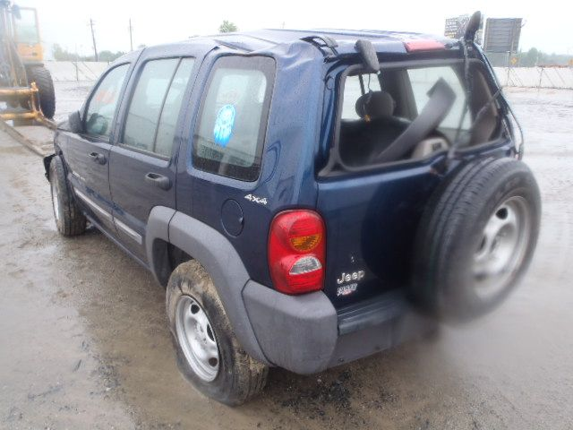 2002 Jeep Liberty Interior 257 Liberty 257 04001a Speedometer Hea