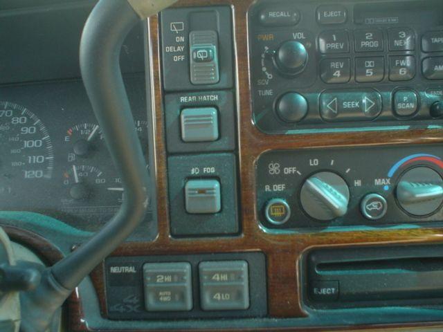 Used 1999 Cadillac Escalade Interior Escalade Seat Front Part 386