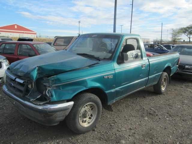 1990 ford truck bronco-ii suspension-steering bronco ii steering column |  238 BLK,W-KEY