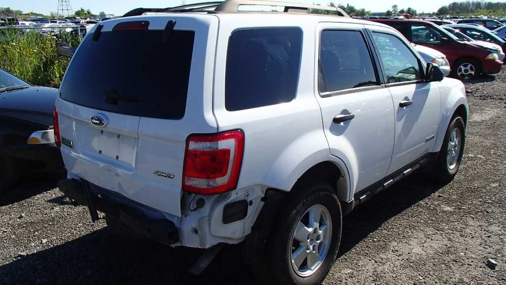 Quarter Panel Skin 2008 Escape