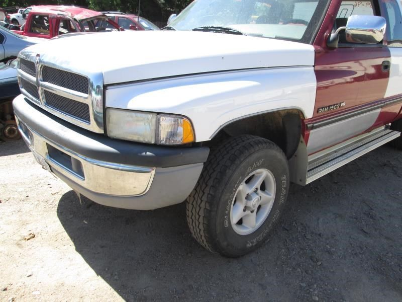 1996 Dodge Truck Dodge 3500 Pickup Interior 257 Speedometer Head